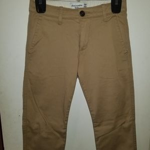 Abercrombie kids chino pants